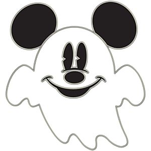 Ghostly clipart mickey Mouse Ghost 2010 Arrivals September