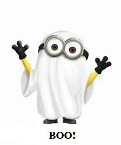 Ghostly clipart minion This Minions best on Minions