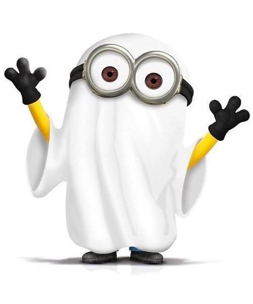 Ghostly clipart minion This minions Pinterest 118 clipart