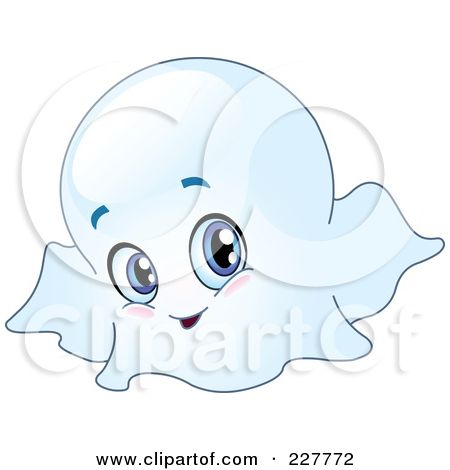 Ghostly clipart paper On Cartoon images 15 and