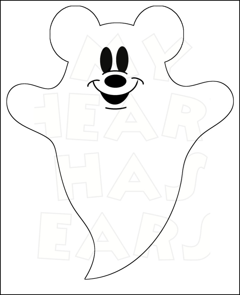 Ghostly clipart paper Art or See add goodies!