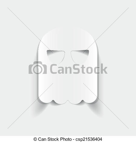 Ghostly clipart realistic  element: design realistic design