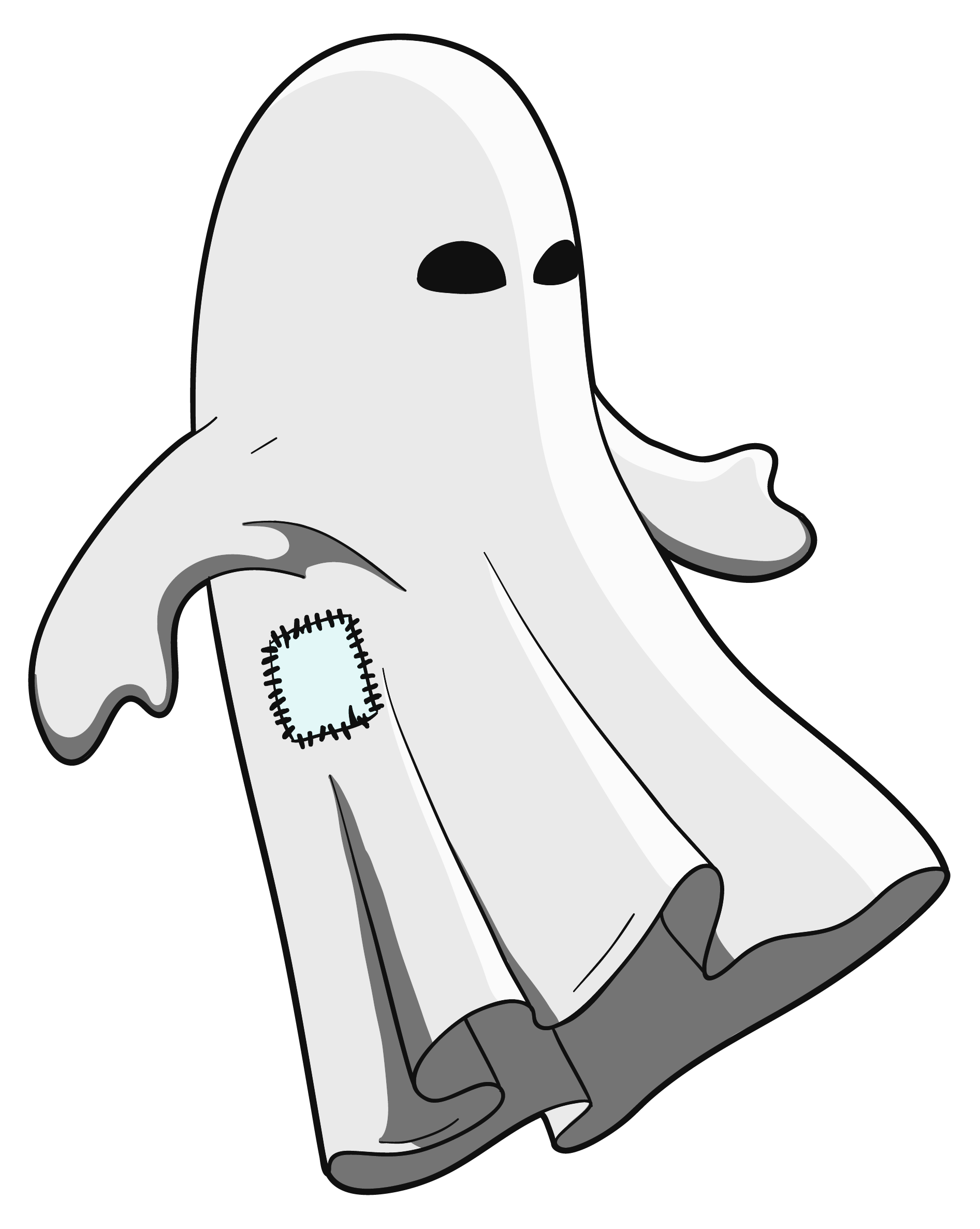 Ghostly clipart transparent View Clipart Ghost full High