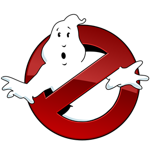 Ghostly clipart vector #3