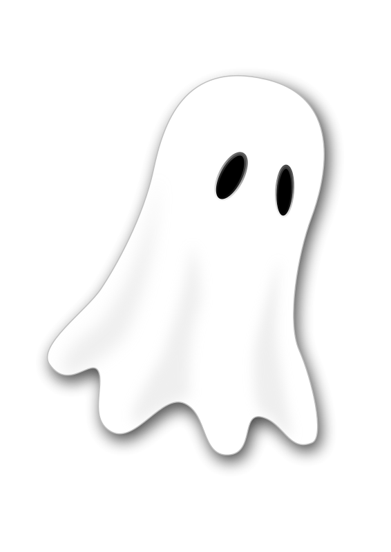 Ghostly clipart simple Ghost Download No Clip clipart
