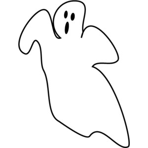 Ghosts  halloween clipart Clipart