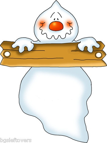 Ghostly clipart costume contest #10
