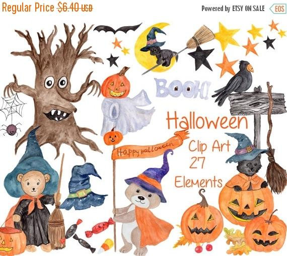 Ghostly clipart fall #12