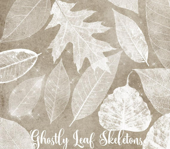 Ghostly clipart fall #7