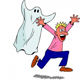 Ghostly clipart fears Scared 2015 a May of