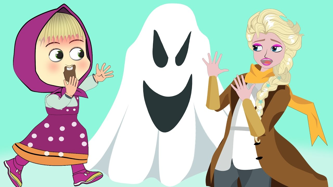 Ghostly clipart small Frozen Compilation w/ Animation Funny