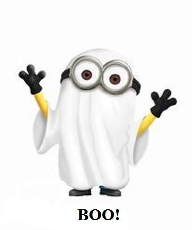 Ghostly clipart minion Images best on MInions Google