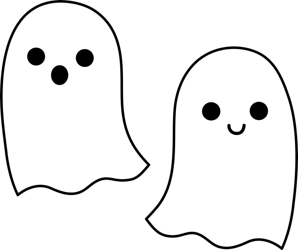 Ghostly clipart real Scary Ghosts Potter Spooky Ghosts