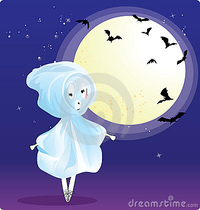 Ghostly clipart real Download clipart Girl Ghostly drawings