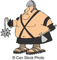 Giant clipart Art warrior Giant and Stock
