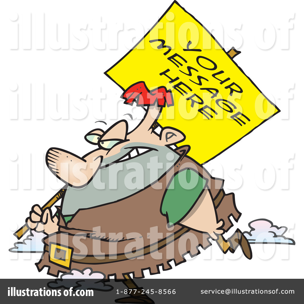 Giant clipart #439989 (RF) Free Illustration by