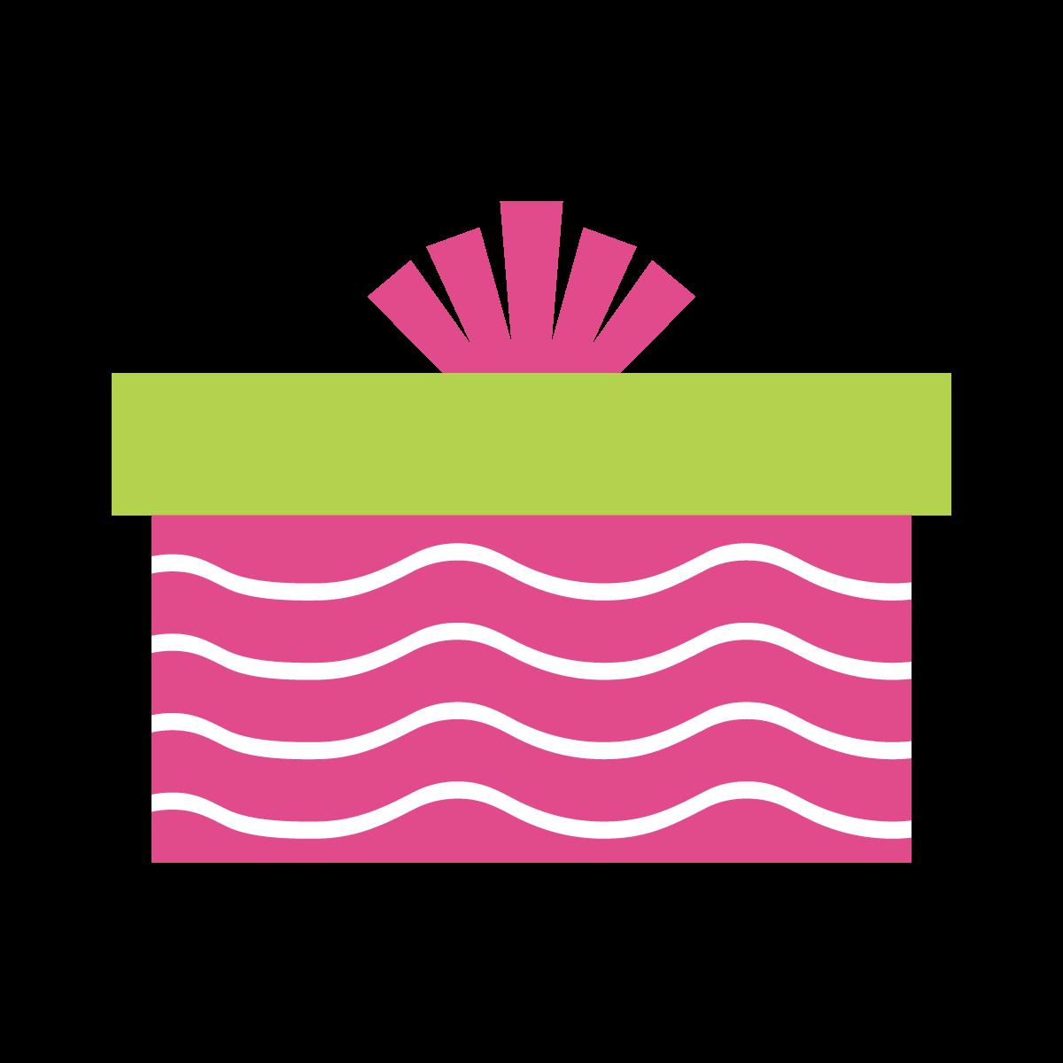 Gift clipart birthday celebration #13