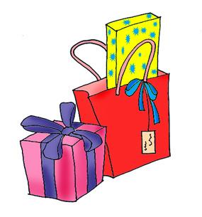 Gift clipart birthday celebration #10