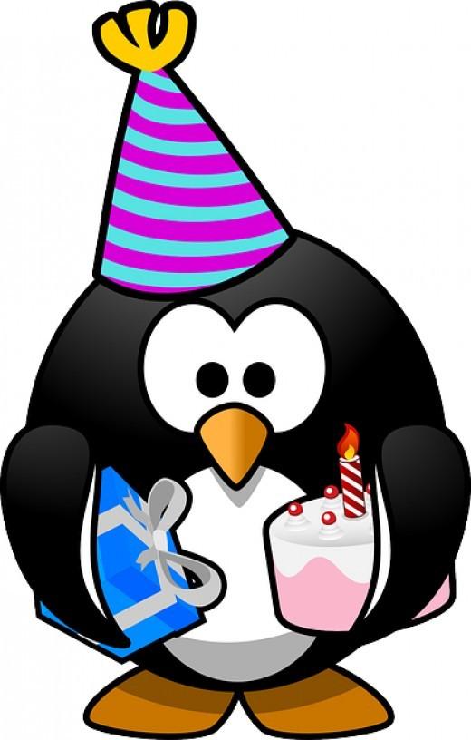 Gift clipart birthday celebration #9