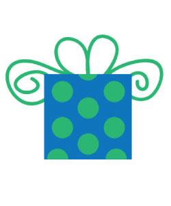 Gift clipart birthday celebration #15