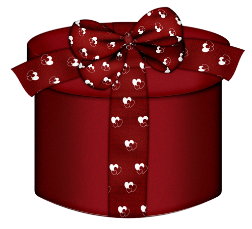 Larger clipart gift box Huge – Chocolate admin 3983