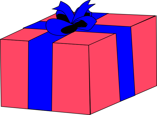 Larger clipart gift box Download art com as: Clip