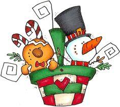 Holydays clipart feliz navidad #2