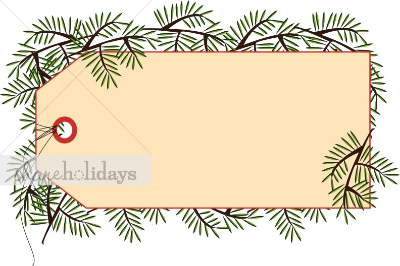 Merry Christmas clipart gift tag Collection clipart gift Clipart tags