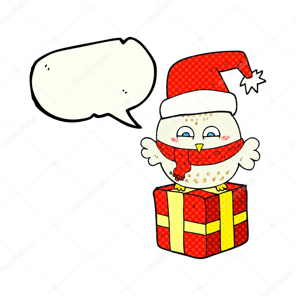 Gift clipart comic #7