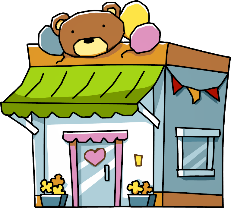 Gift clipart gift shop #10