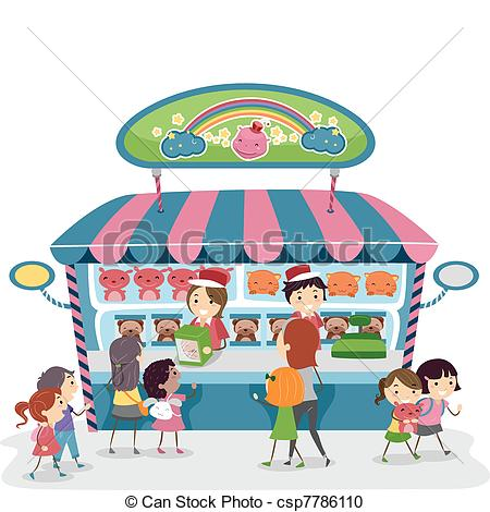 Gift clipart gift shop #12