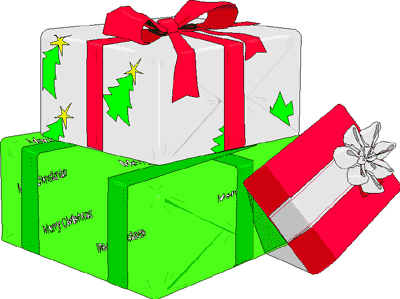 Gift clipart gift shop #14