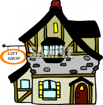 Gift clipart gift shop #13