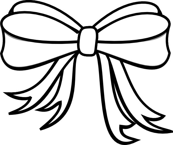 Bow Tie clipart gift bow Art art clip at vector