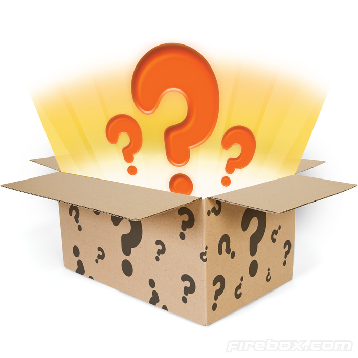 Mystery clipart surprise box #1