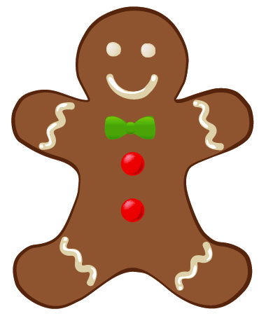 Brown clipart gingerbread man Gingerbread Clipartix the clipart clip