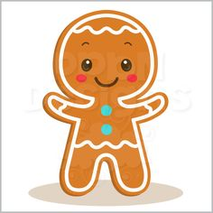 Gingerbread clipart christmas couple ClipartChristmas $0 Couple SVG Deluxe