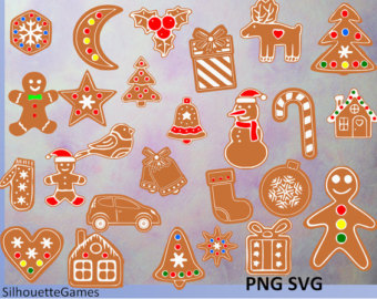 Gingerbread clipart christmas tree Graphics Gingerbread Clipart Cookies Christmas