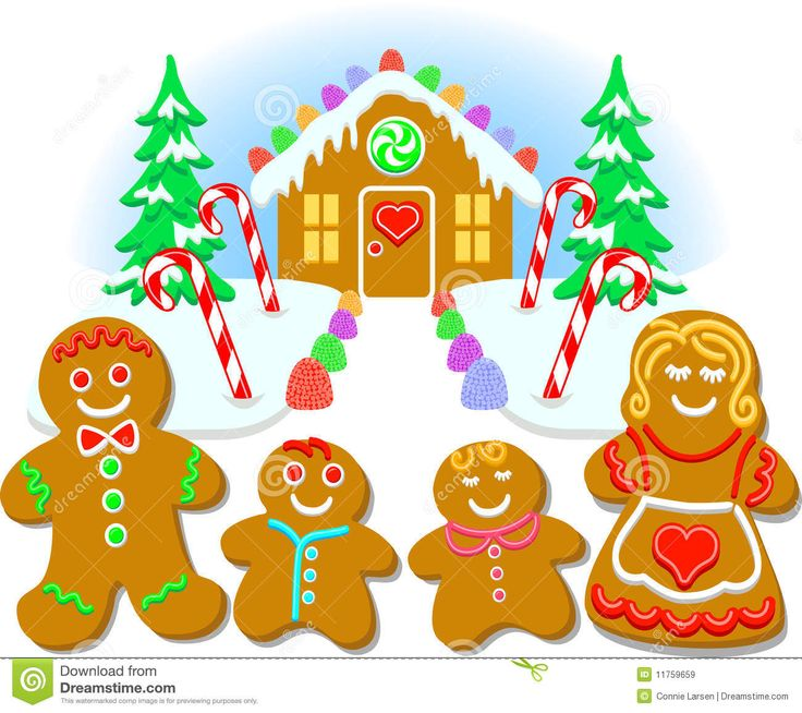 Gingerbread clipart christmas tree Christmas Best 17 Pinterest images