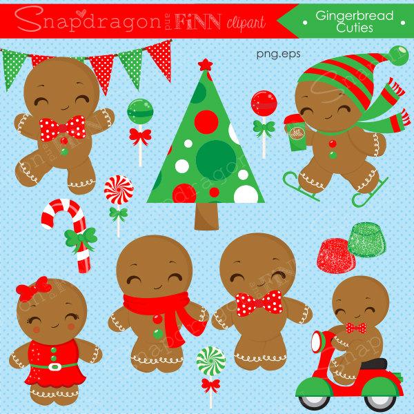 Gingerbread clipart christmas tree Christmas Gingerbread Clipart Gingerbread Gingerbread