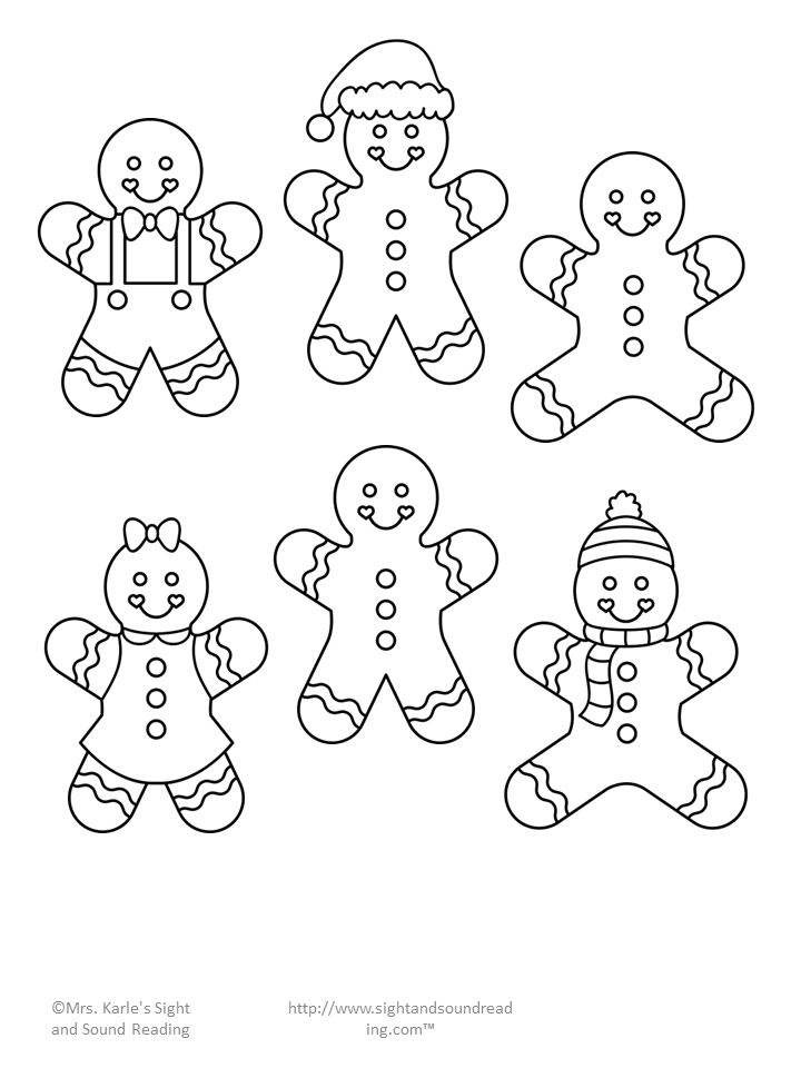 Gingerbread clipart cut out Man Activity ideas Gingerbread Pinterest
