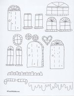 Gingerbread clipart cut out FREE on the with easy