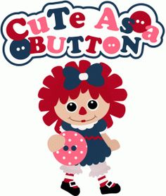 Gingerbread clipart cute button #15