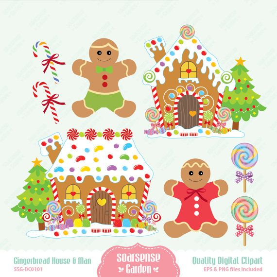 Gingerbread clipart decoration Gingerbread 83 Clipart House best
