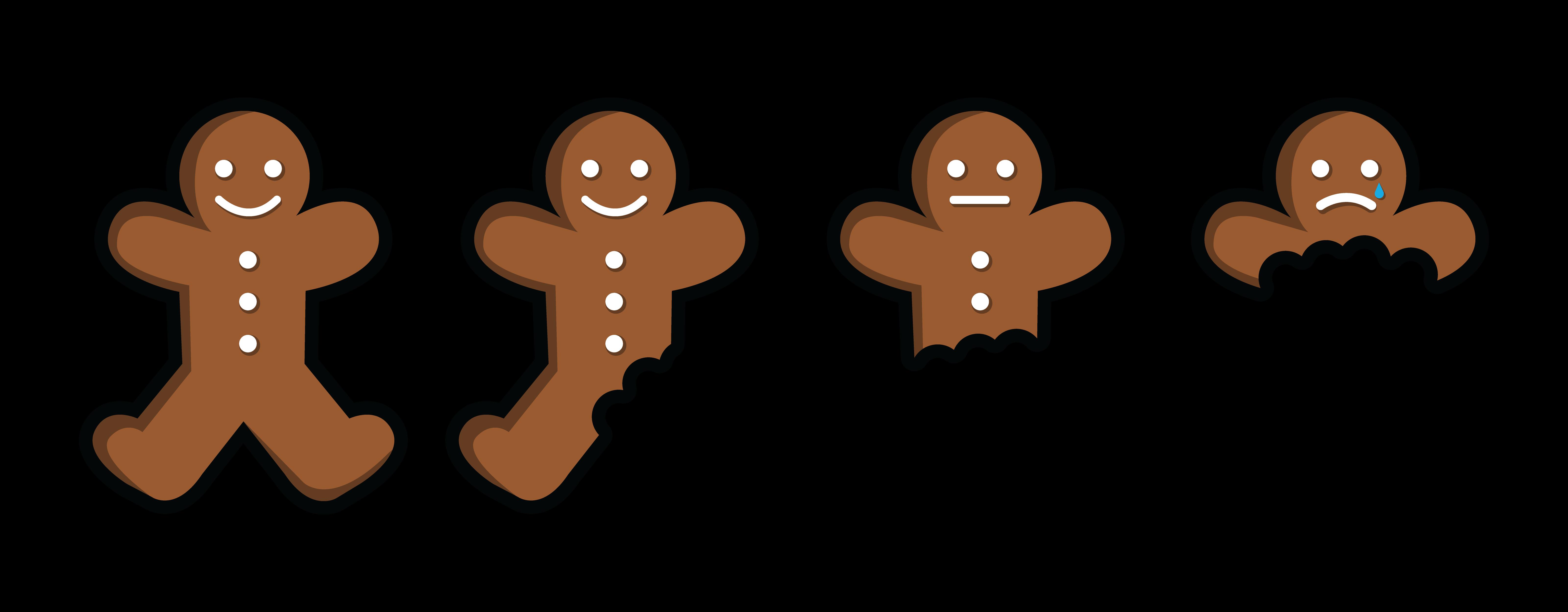 Gingerbread clipart eaten Man) (Gingerbread Eaten Eaten (Gingerbread