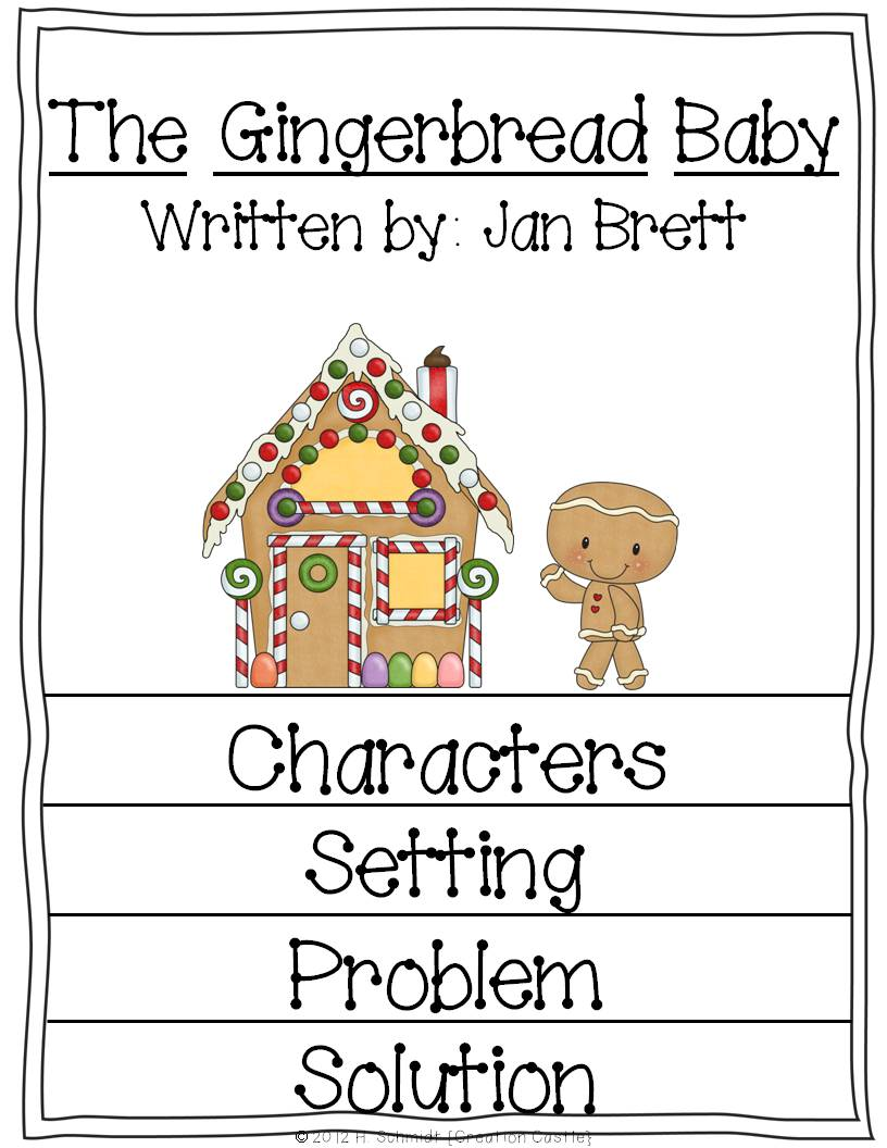 Gingerbread clipart gingerbread baby Creation Gingerbread The The Castle