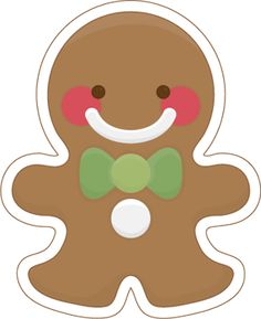 Gingerbread clipart gingerbread baby And Black Gingerbread  a