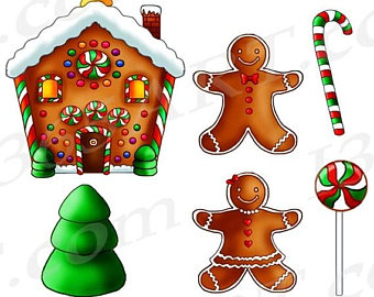 Gingerbread clipart nativity Clipart OFF  Graphics Gingerbread