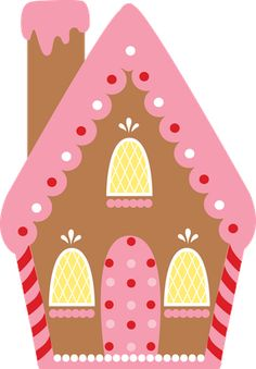 Gingerbread clipart plain  Christmas Wendy house gingerbread