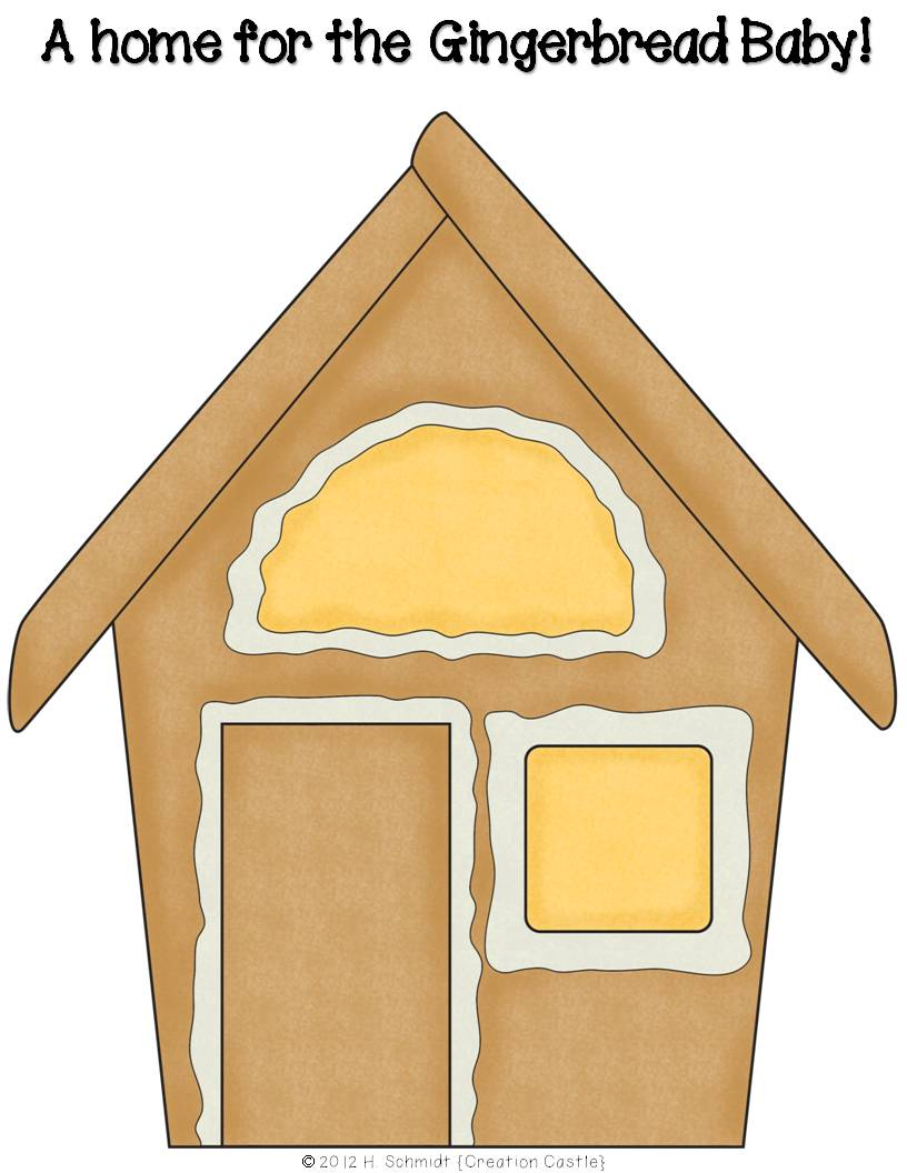Gingerbread clipart plain Creation Man Gingerbread Category Archives: